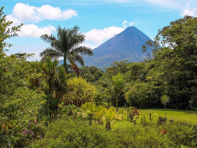 Công viên quốc gia Arenal Volcano, Costa Rica