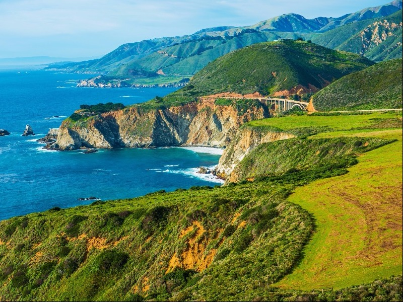 Highway One, California Coast