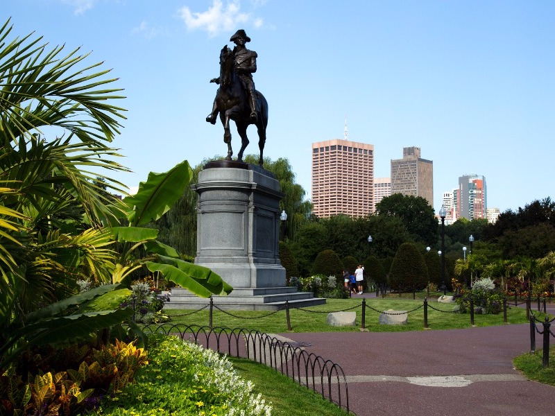 Places to visit boston ma