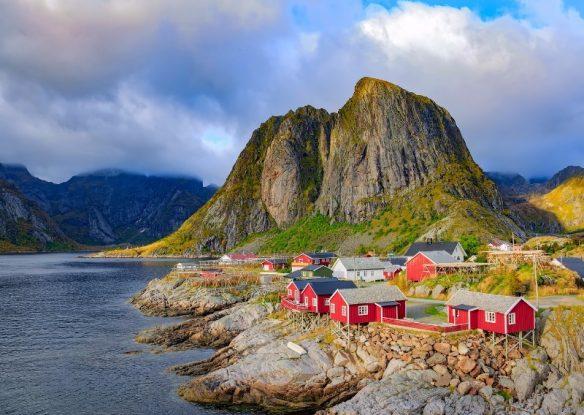 Iconic Fishing Village of Reine