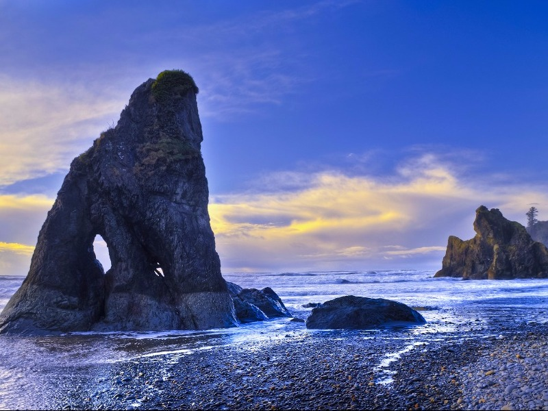 Ruby Beach Washington Hotels