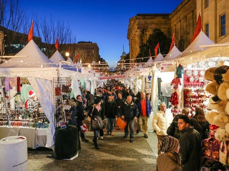 Downtown Holiday Market – Washington, D.C.