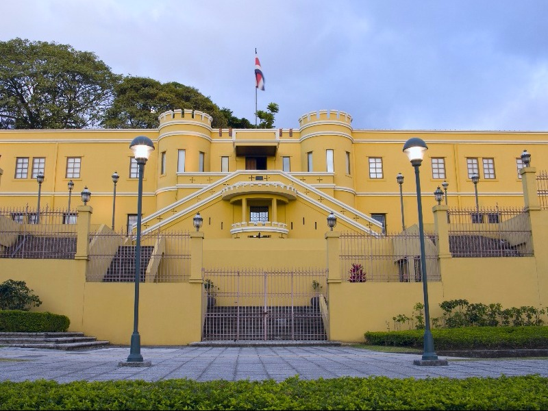 Costa Rica National Museum