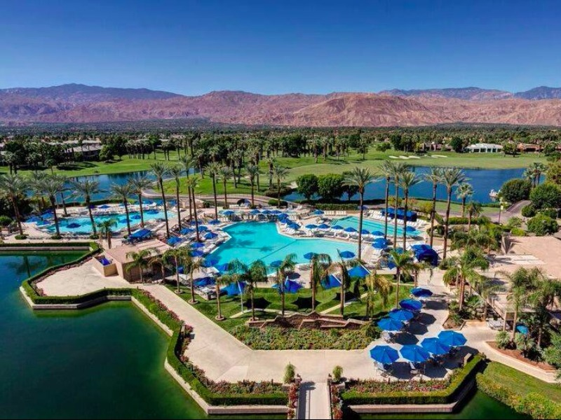 Marriott Desert Springs Resort And Spa