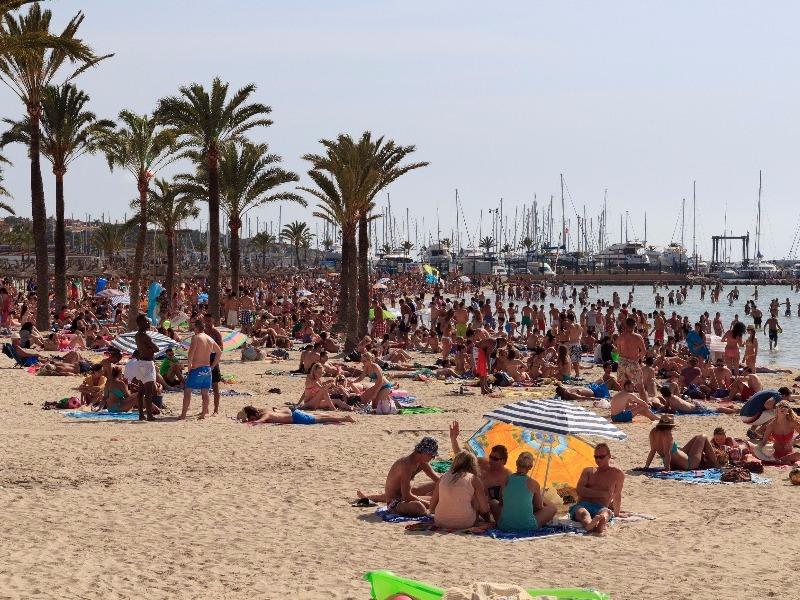 El Arenal, Mallorca, Spain