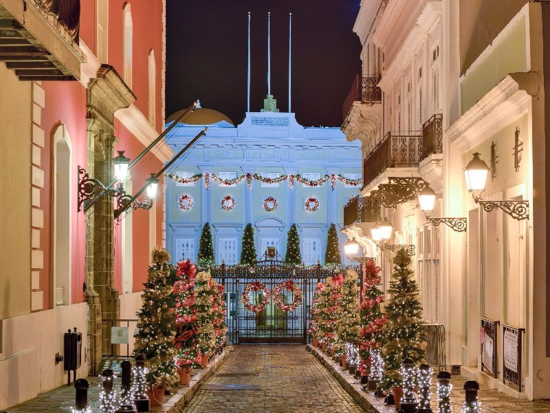 puerto rico christmas in san juan puerto rico - Best Place To Spend Christmas