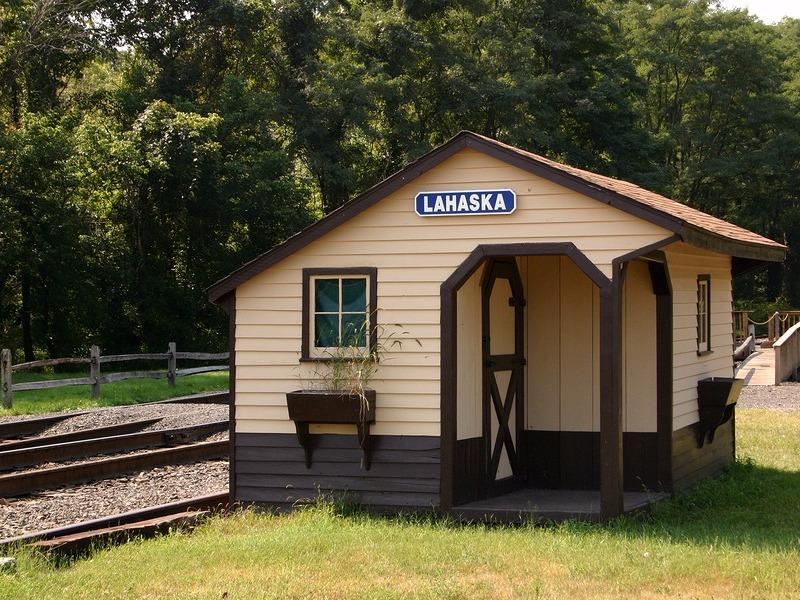 Lahaska Train Station