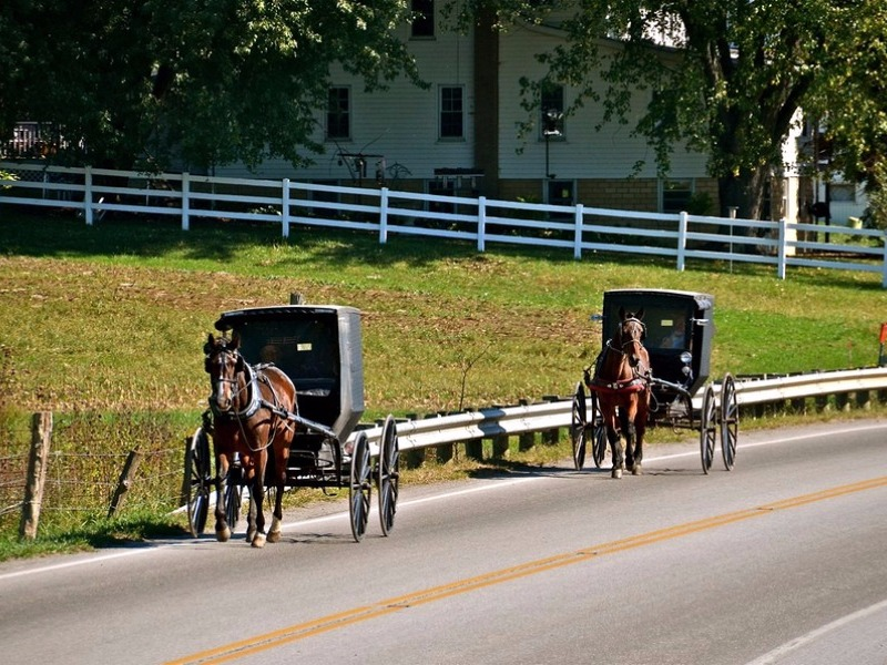 Ohio Amish communiyt