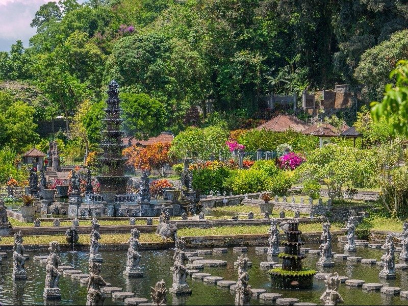 Tirta Gangga Royal Water Garden: 10 Best Things To Do In Bali, Indonesia