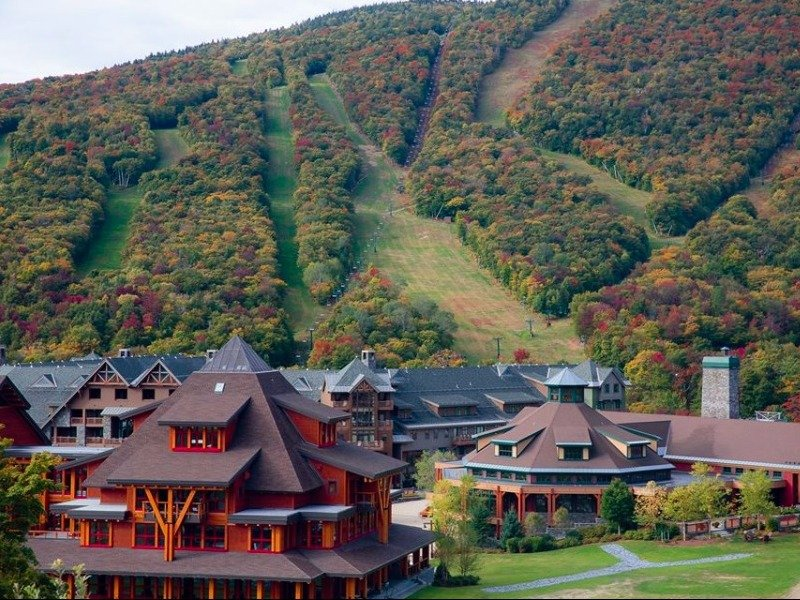 8 Best Places For A Weekend Getaway In Vermont Tripstodiscover