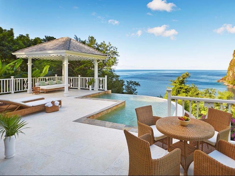 Sugar Beach Viceroy Resort St. Lucia