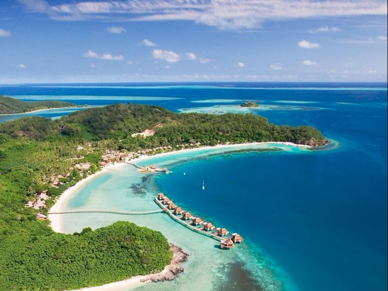 World S 14 Best Overwater Bungalow Resorts With Prices