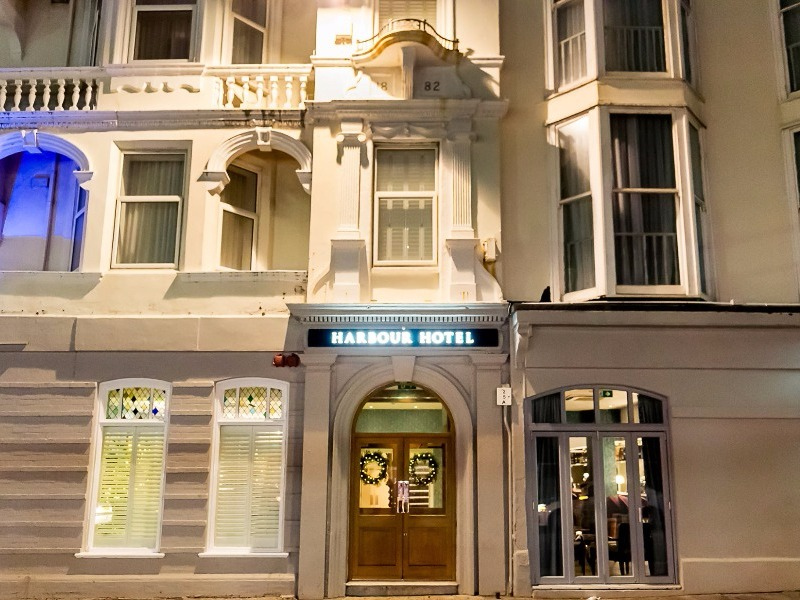 Brighton Harbour And Spa Hotel