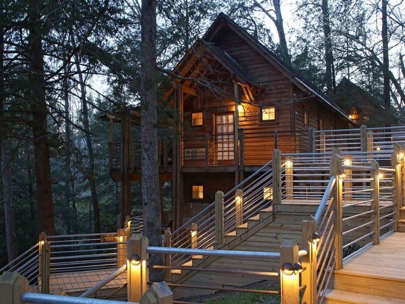 12 Best Hotels For A Romantic Tennessee Getaway