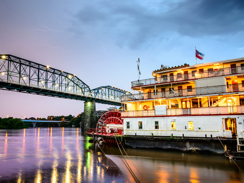 15 Best Weekend Trips from Atlanta Georgia - A Guide to ...