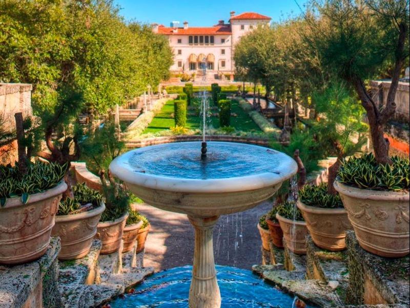 Vizcaya Museum & Gardens, Miami
