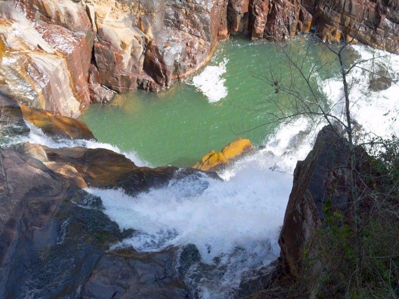 Road Trip 10 Most Breathtaking Georgia Waterfalls Tripstodiscover