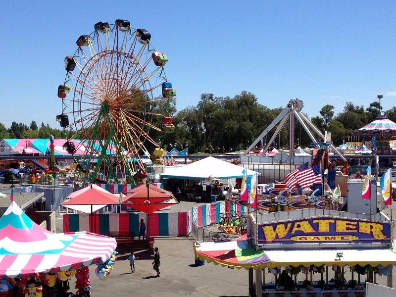 Top 10 reasons to visit sacramento california for Craft fairs sacramento 2017