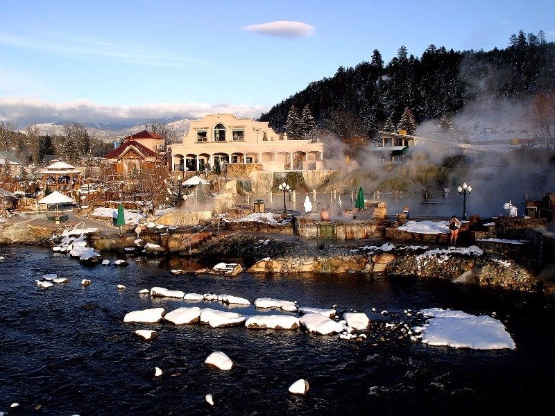 8 Best Hot Springs in Colorado Worthy of a Road Trip 2019