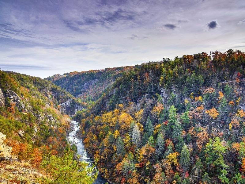 Map Of Georgia 7 Wonders.10 Of Georgia S Most Beautiful Natural Wonders Tripstodiscover