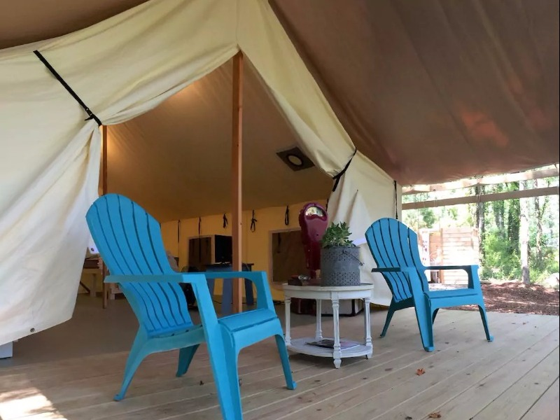 11 Best Glamping Sites In North Carolina With Photos