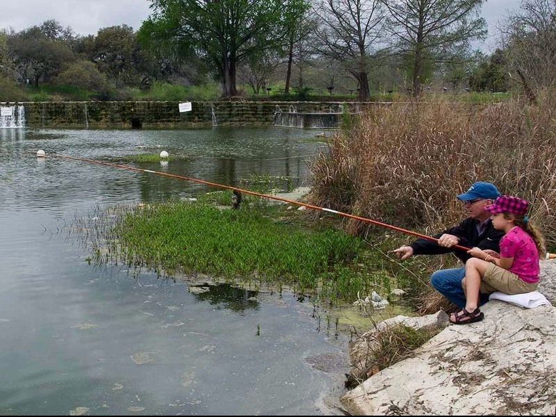 12 best places to go fishing in texas for Best places to fish in colorado