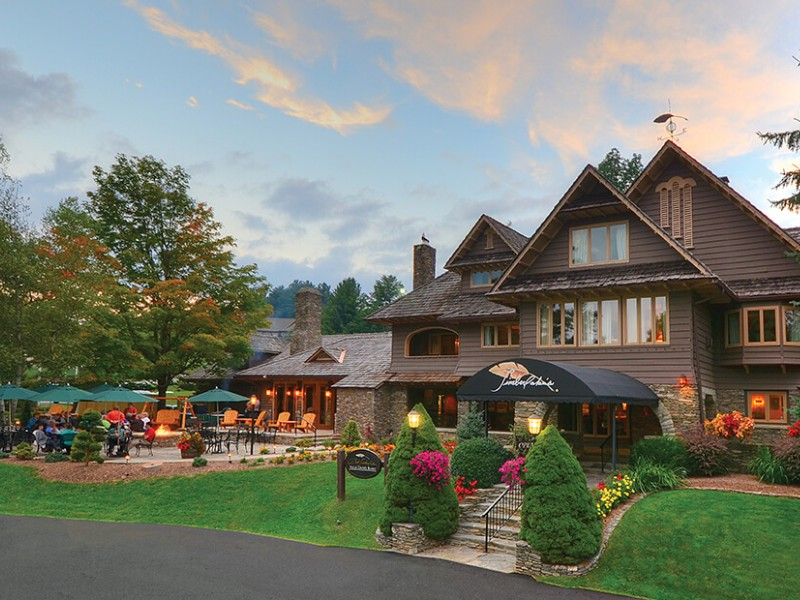 Romantic getaways in nc on a budget