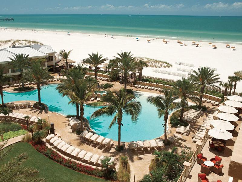 Beach Resorts Near Tampa Florida