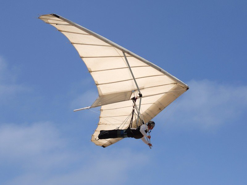 Top 10 Places in the World to Go Hang Gliding - TripsToDiscover