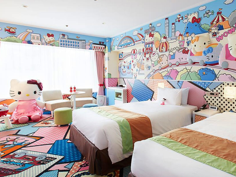 Japan's 9 Most Quirky Themed Hotels - TripsToDiscover