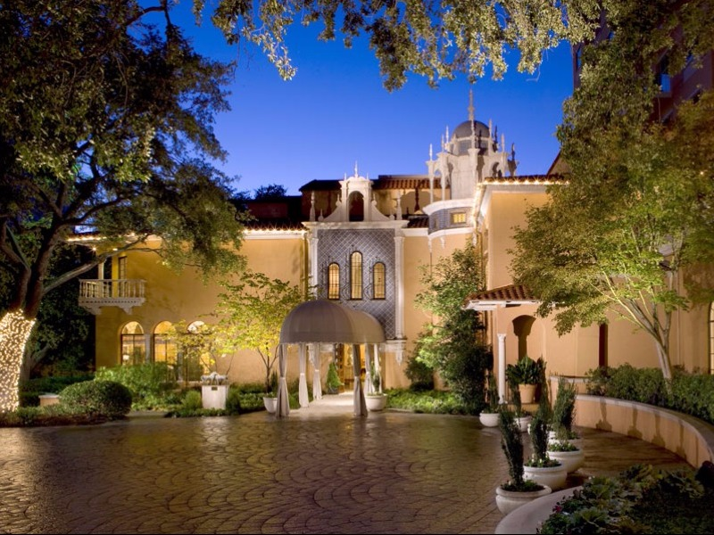 Top 9 texas resorts to spend valentine s day for Rosewood ranch cost