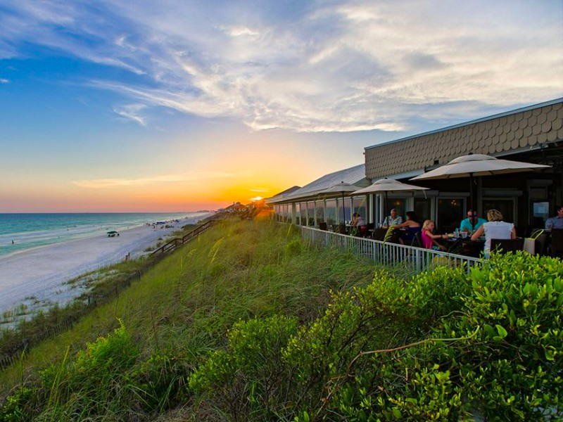 11 best restaurants in florida s cutest small towns for Top florida beach towns