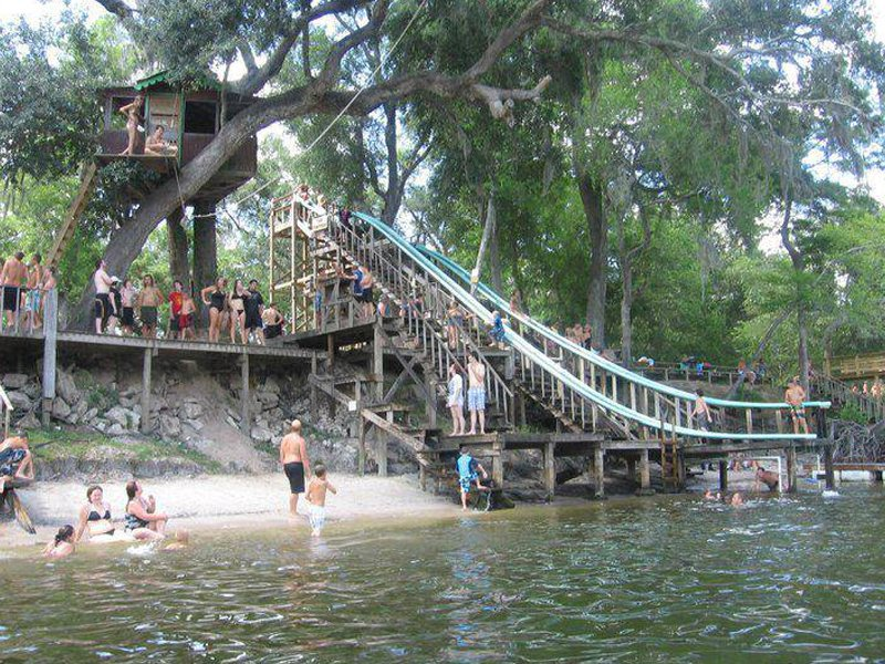 Bob S River Place Is Old Florida Fun On The Suwannee River