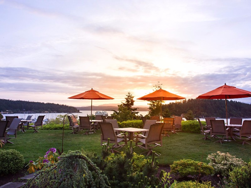 top 8 resorts and hotels in washington s san juan islands. Black Bedroom Furniture Sets. Home Design Ideas
