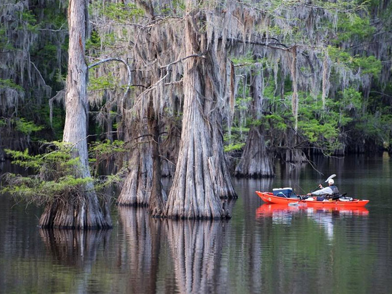 10 Best Places In Texas To Camp By The Water Tripstodiscover