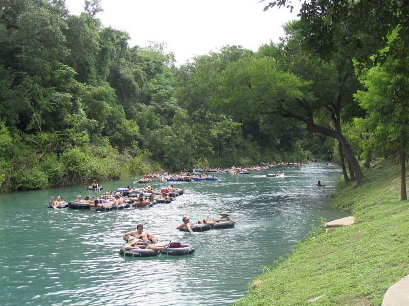 9 Best Tubing Rivers in Texas (with Photos) - TripsToDiscover