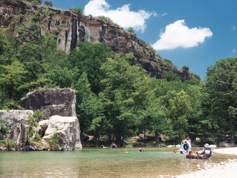9 Best Tubing Rivers In Texas With Photos Tripstodiscover