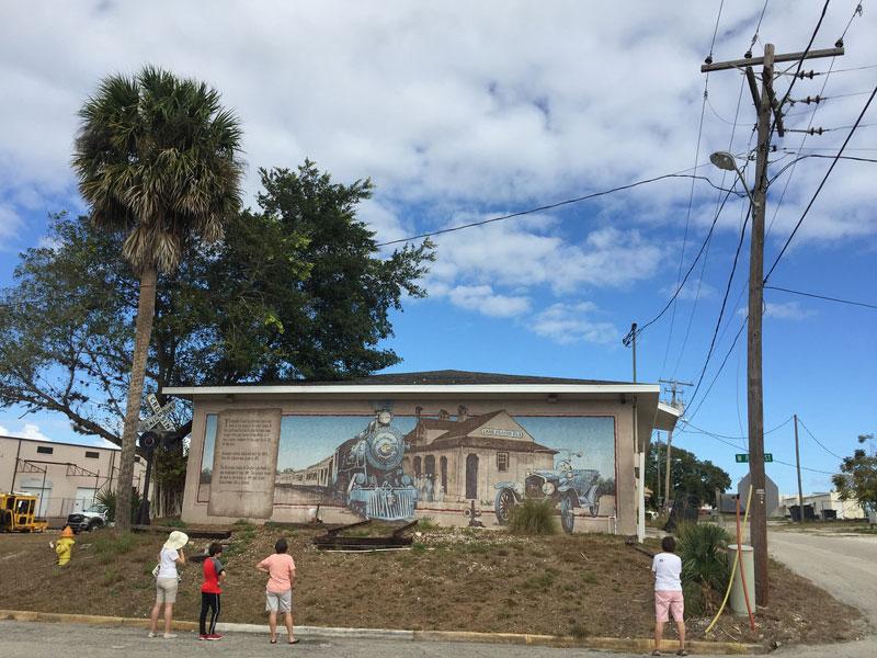 Panama City Beach To Lake Placid Fl
