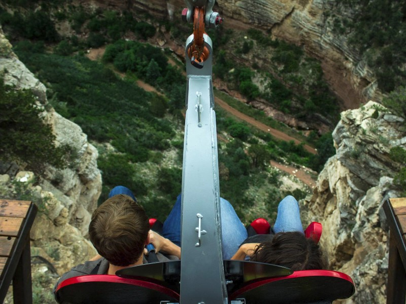 Pagosa Springs Co >> The Terror-Dactyl Swing is Colorado's Ultimate Adrenaline ...