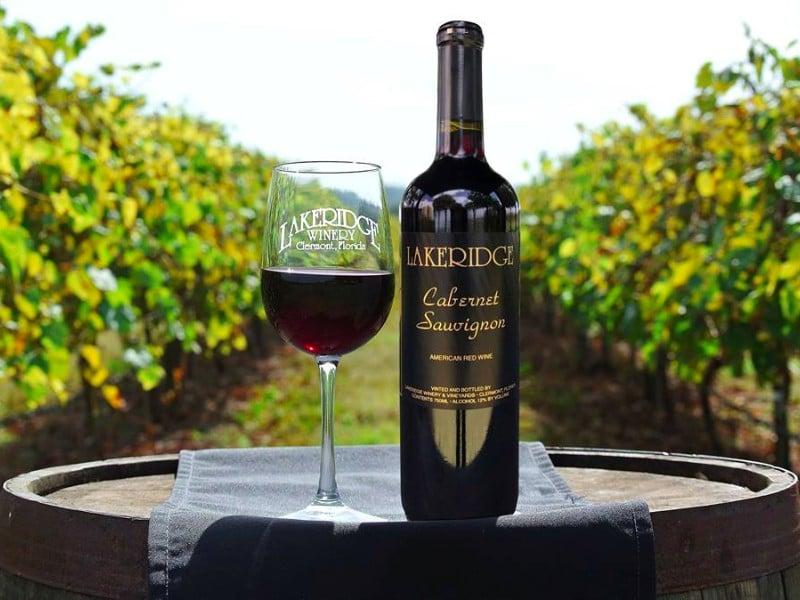 Lakeridge Winery & Vineyards, Clermont