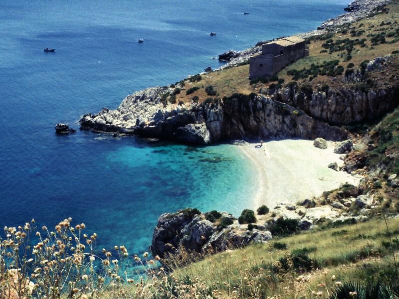 Sicily Cala Tonnarella