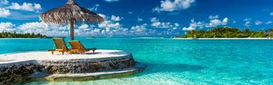 Landscape of Caribbean
