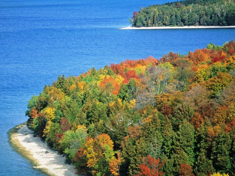 9 Most Beautiful State Parks In America To Visit This Fall