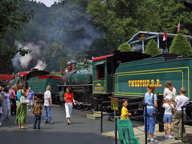 Tweetsie Railroad Nearby Hotels