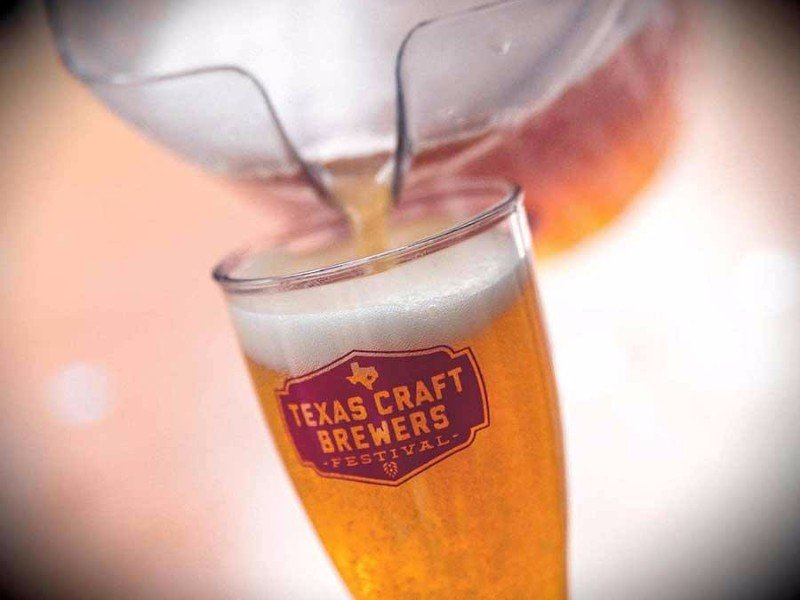 7 best beer festivals in texas for Texas craft brewers festival