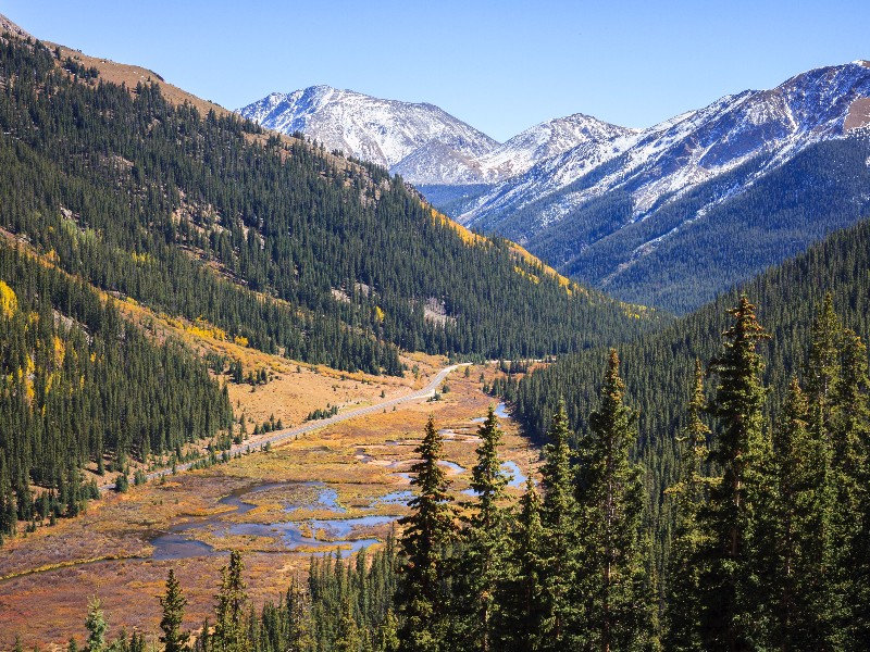 8 Best Road Trips Through Colorado Tripstodiscover