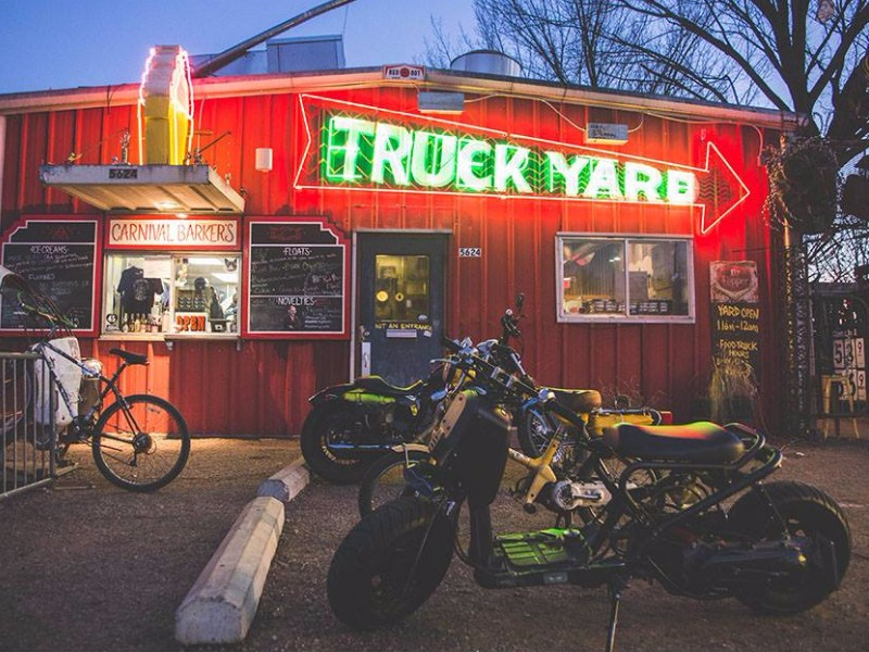 This Former Junkyard in Dallas is Now a Trendy Hot Spot