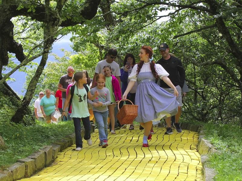 The Land Of Oz Tours