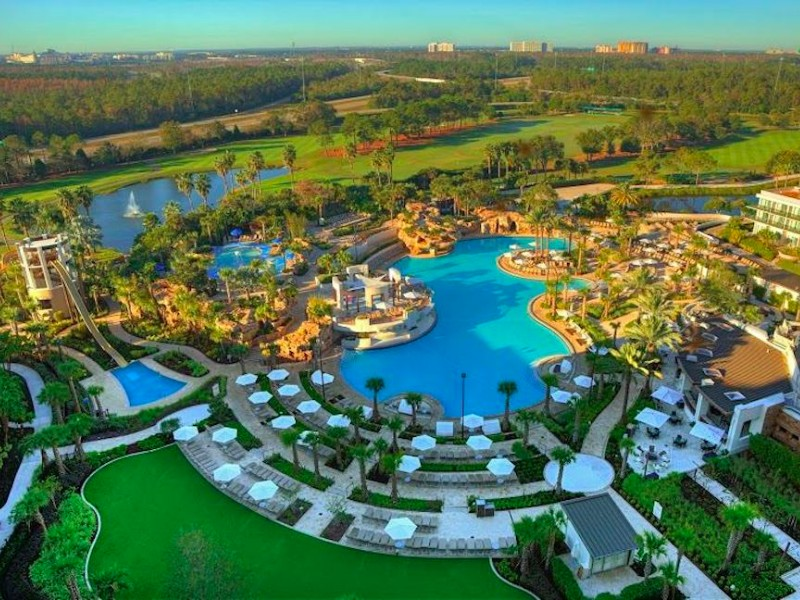 Orlando World Center Marriott Prices Photos