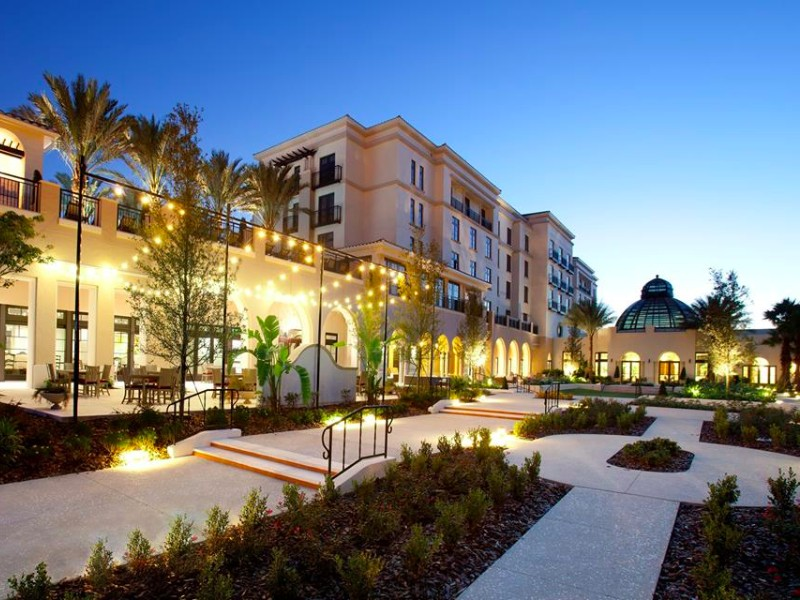 11 trendy boutique hotels in florida for Trendy boutique hotels